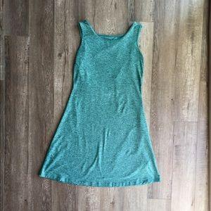 Patagonia Green Dress